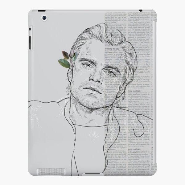 Seb Stan iPad – Leichte Hülle