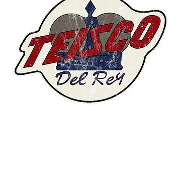TEISCO (Del Ray) by RyanJGill