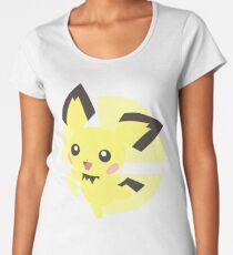 Pichu - Super Smash Bros. Ultimate Women's Premium T-Shirt