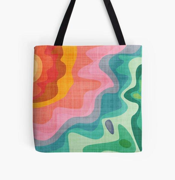 Flouncy Flouncy All Over Print Tote Bag