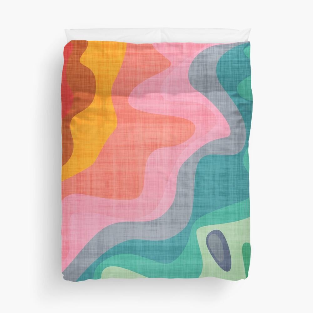 Flouncy Flouncy Duvet Cover