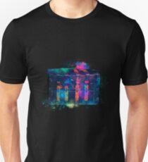 Chest box colorful Unisex T-Shirt