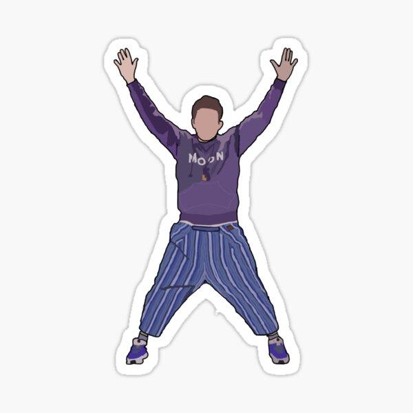 John Mayer New Light Sticker