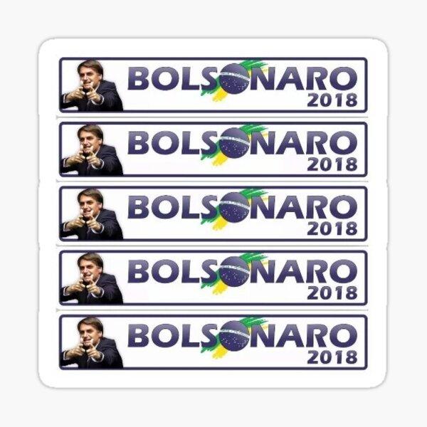 Bolsonaro 2018 Sticker