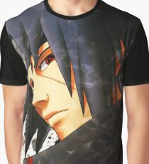 Raven Shinobi Graphic T-Shirt
