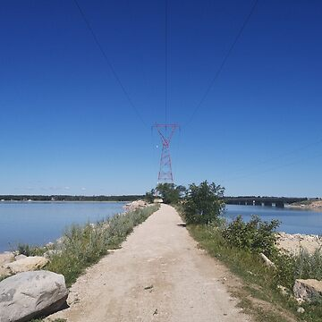 Manitoba Narrows by mistressotdark