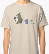 Totoro March! Classic T-Shirt