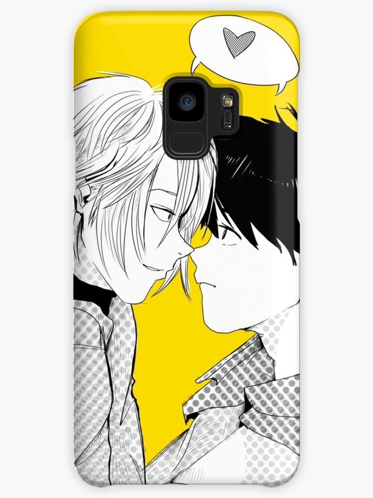 Banana Fish Ash X Eiji Cases Skins For Samsung Galaxy By