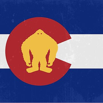 Colorado Bigfoot by chriswig