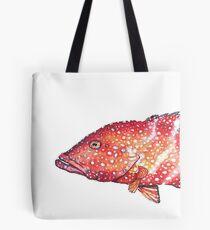 Miniatus grouper Tote Bag
