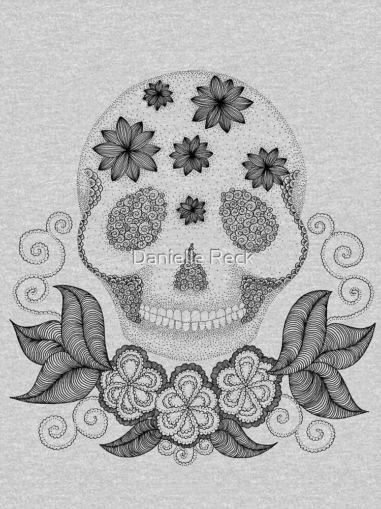 Dot Dot Skull by Reck76