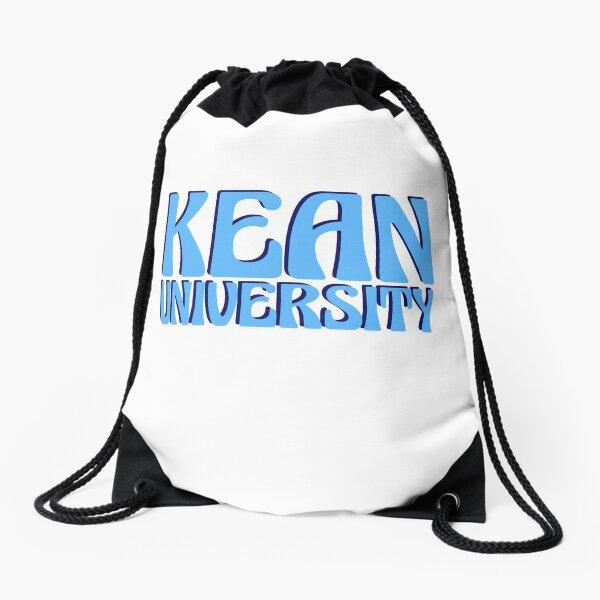Kean University Drawstring Bag