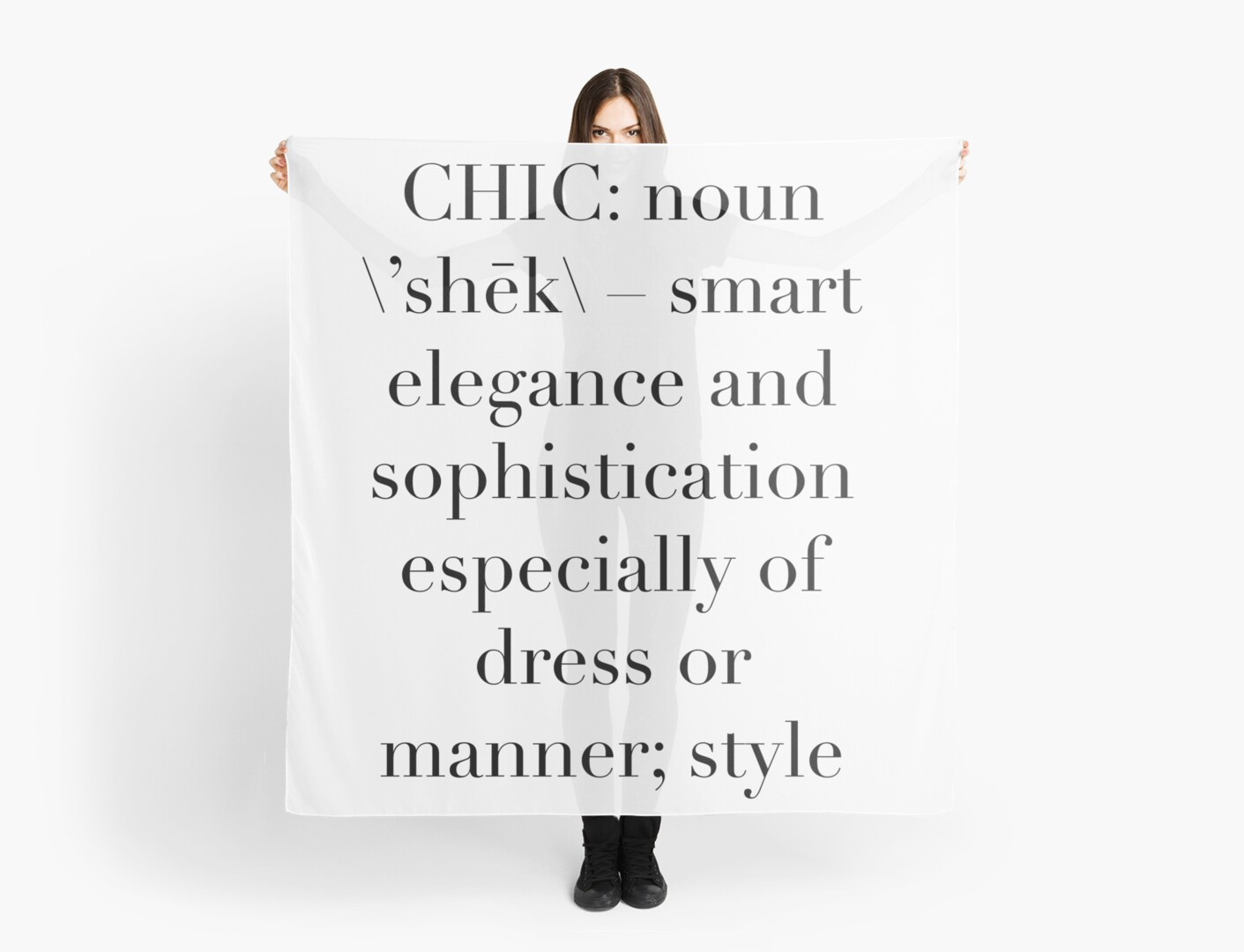 definition of chic serif hipster trendy tumblr