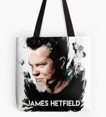 James Hetfield Tote Bag