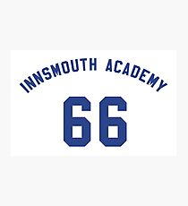 Innsmouth Academy Photographic Print