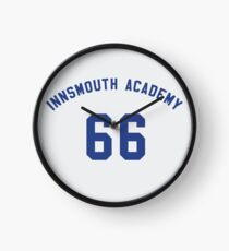 Innsmouth Academy Clock