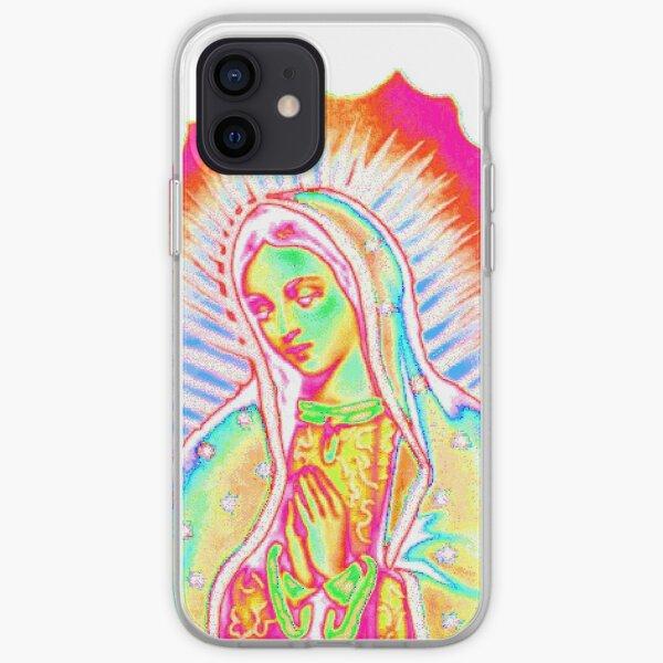 Guadalupe Funda blanda para iPhone