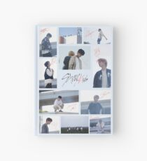 Stray Kids Autographs (Voices MV) Hardcover Journal