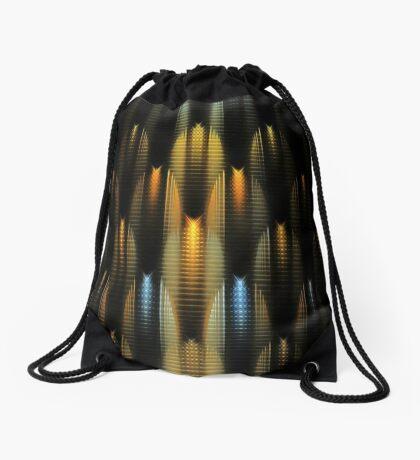 """""""Quiver of the Gods"""" (square) Drawstring Bag"""