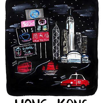 Hong Kong by maggieschan