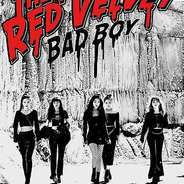 Red Velvet 05 by Crab-Metalitees