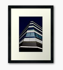 HSBC Bank, Chinatown Framed Print