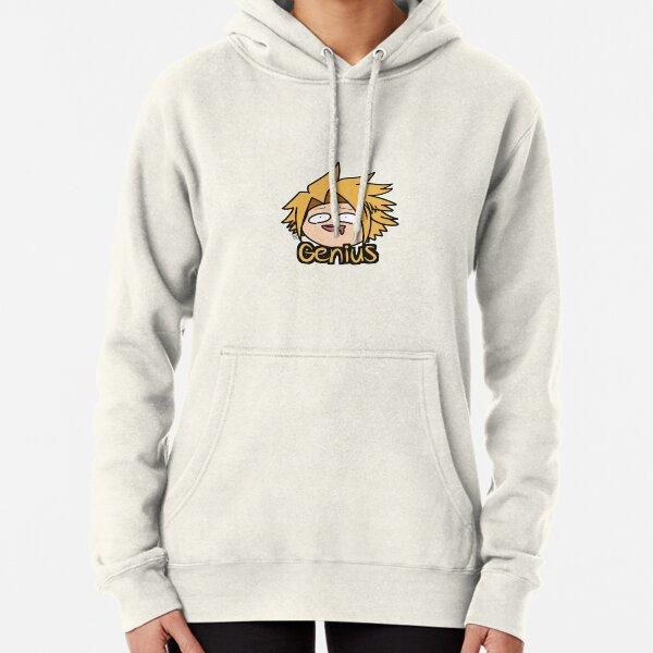 Denki the Genius Sticker Pullover Hoodie