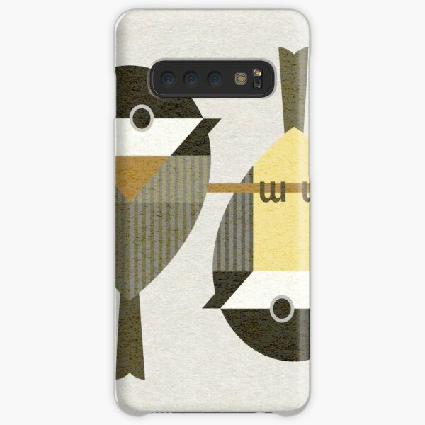 Chickadees Samsung Galaxy Snap Case