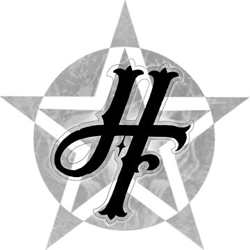 Hatefueled monogram black by hatefueled