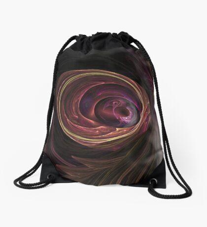 """The Protector"" (square) Drawstring Bag"