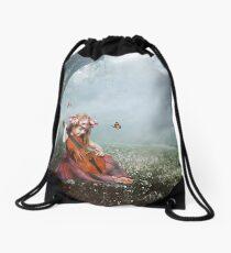 Special Time Drawstring Bag