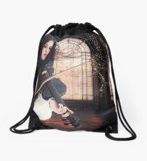 The Magic of Music Drawstring Bag