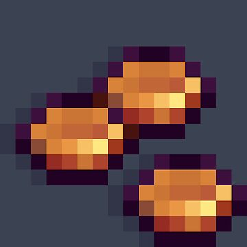 Pixel Copper Coins C by BenHenry
