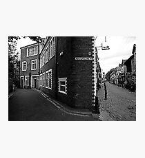 Ashton Lane Photographic Print