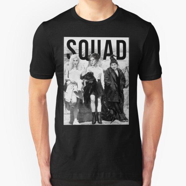 Squad hocus pocus for halloween shirt Slim Fit T-Shirt