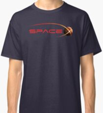 spacex mars exploration Classic T-Shirt