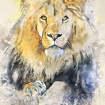 Lion King by markcsalmon
