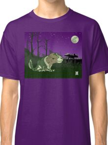 Moonlight Huntress Classic T-Shirt