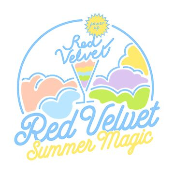 RED VELVET - POWER UP (SUMMER MAGIC) by Red-One48