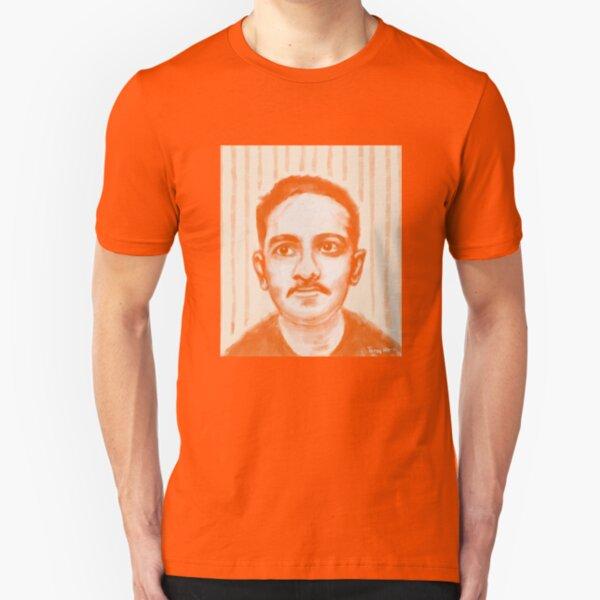 Jibananda Das Slim Fit T-Shirt