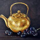 """Copper Pot"" - Oil Painting by Avril Brand"