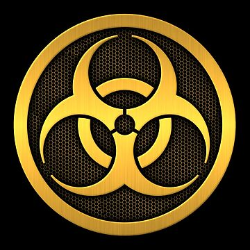 Biohazard gold by barminam