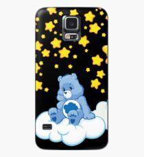 Pflege Bären - 80er Jahre Hülle & Klebefolie für Samsung Galaxy