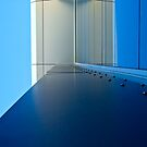 Looking Skyward Edith Cowan Uni, My Lawley, Perth, Western Australia by Karen Stackpole