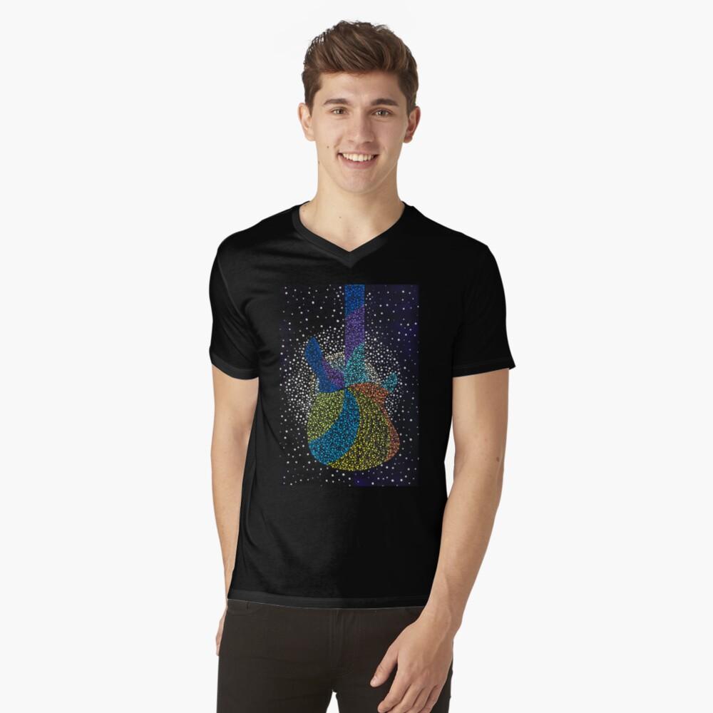 Let's Rock V-Neck T-Shirt
