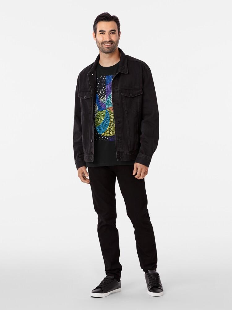 Alternate view of Let's Rock Premium T-Shirt