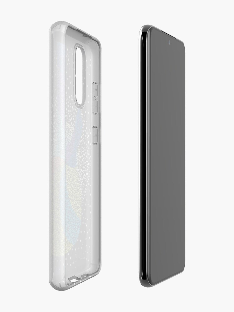 Alternate view of Let's Rock Case & Skin for Samsung Galaxy