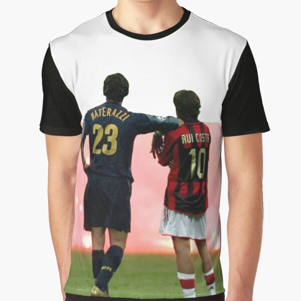 Materazzi - Rui Costa, 10-23 Graphic T-Shirt