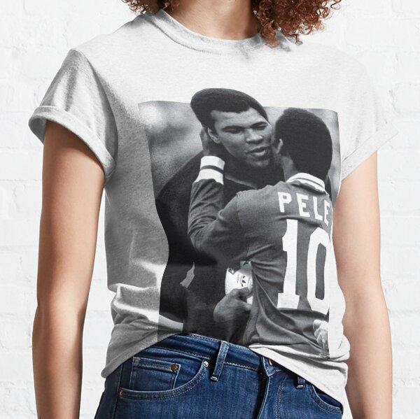Pele, Muhammad Ali Classic T-Shirt