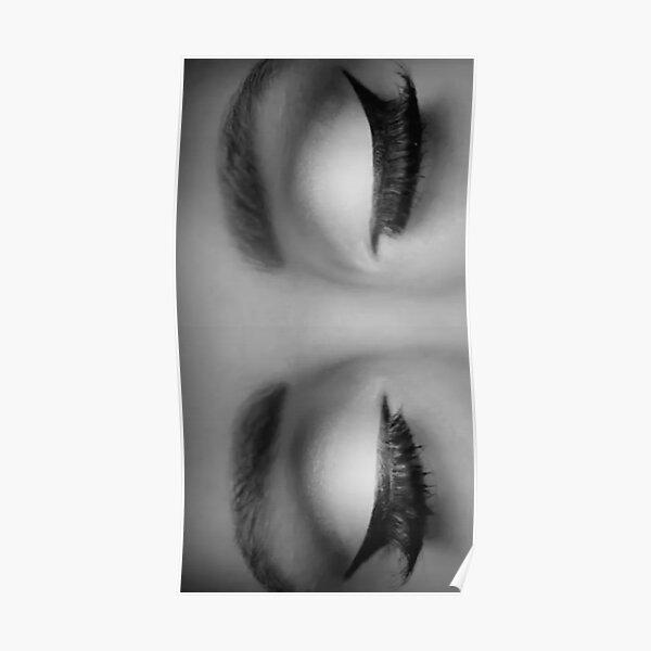 Ojos de Adele Póster